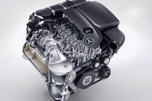 Nowa rodzina diesli Mercedes-Benz