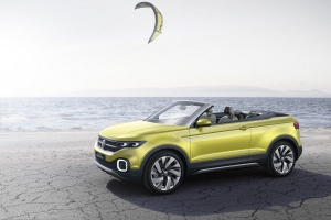 VW T-Cross Breeze. fot. VW AG