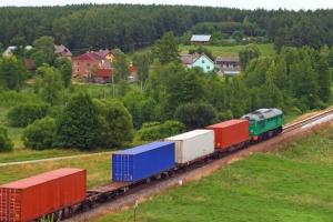 Nowy kontrakt dostaw towarów koleją z Niemiec do Chin