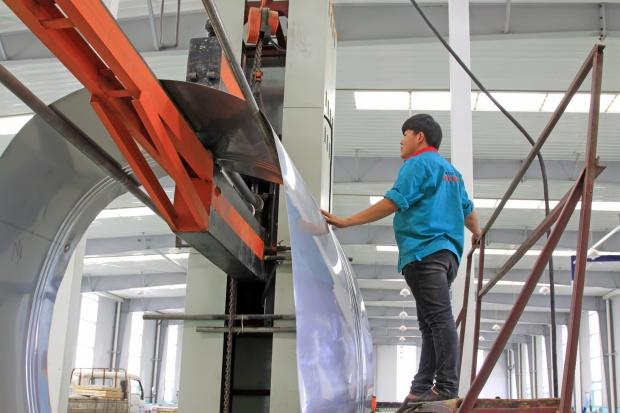 Branża stalowa w Chinach traci co miesiąc miliard USD
