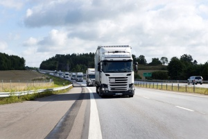 Scania pod rękę z Ericssonen