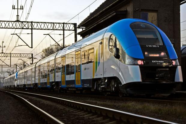 Koleje Śląskie przejęły byłą bazę Przewozów Regionalnych