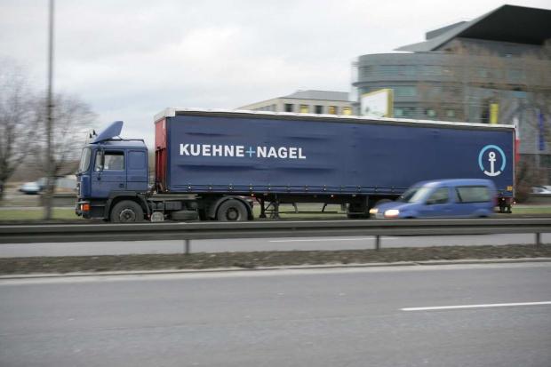 Kuehne + Nagel: dobre wyniki pomimo niekorzystnych warunków