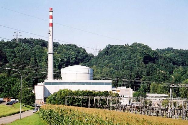 Elektrownia atomowa Muehleberg zostanie zamknięta w 2019 r.