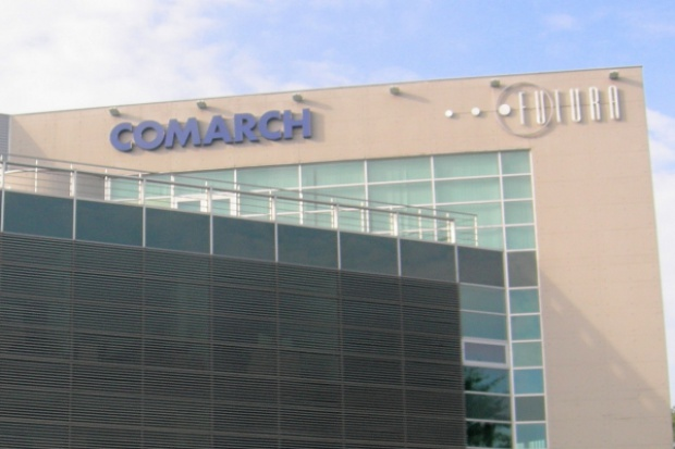 Rosną przychody Comarchu