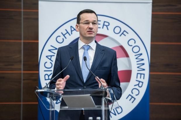 Wicepremier Morawiecki: Polska popiera TTIP
