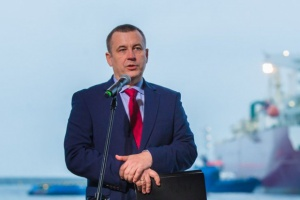 H. Baranowski, typowany na prezesa PGE, nie jest już wiceministrem skarbu