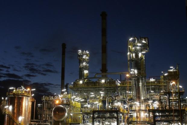 Spadła marża rafineryjna Grupy Lotos