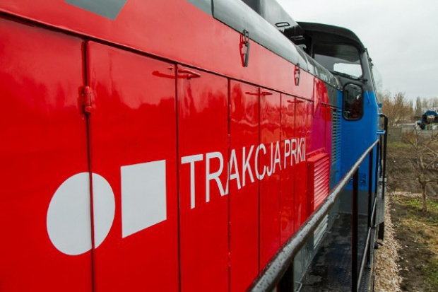 Trakcja PRKiI ma dwa zlecenia od PKP PLK