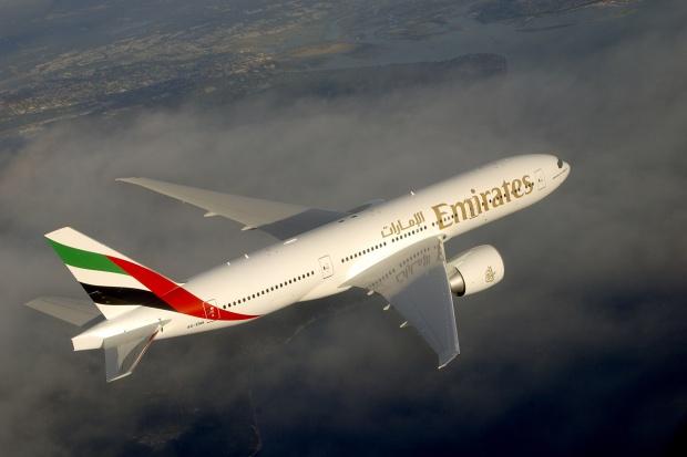 Dubaj zwiększa połączenia z Chinami