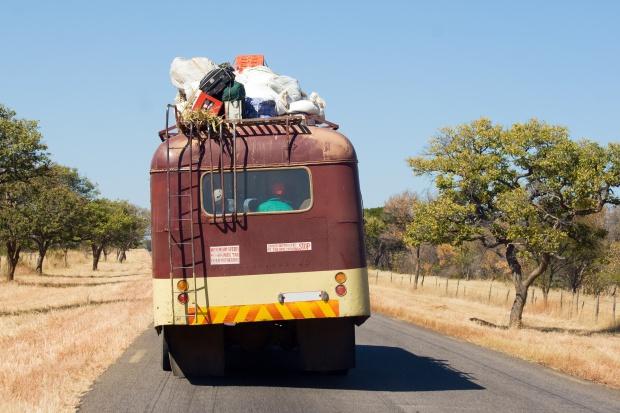 Afryka i Azja z najniebezpieczniejszymi drogami