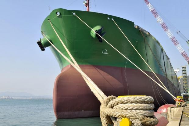Nierentowny przemysł cięcia statków na żyletki?