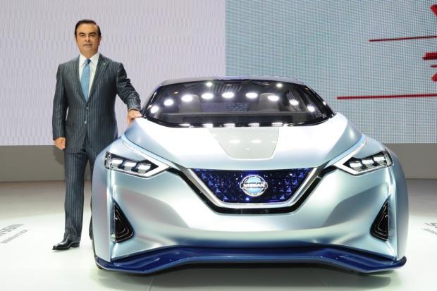 Inteligentna mobilność wg Nissana