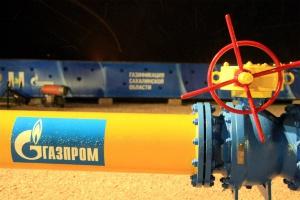 Gazprom rzuca na rynek coraz więcej gazu