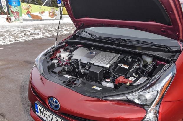 Toyota sprzedała w Polsce ponad 10 tysięcy hybryd
