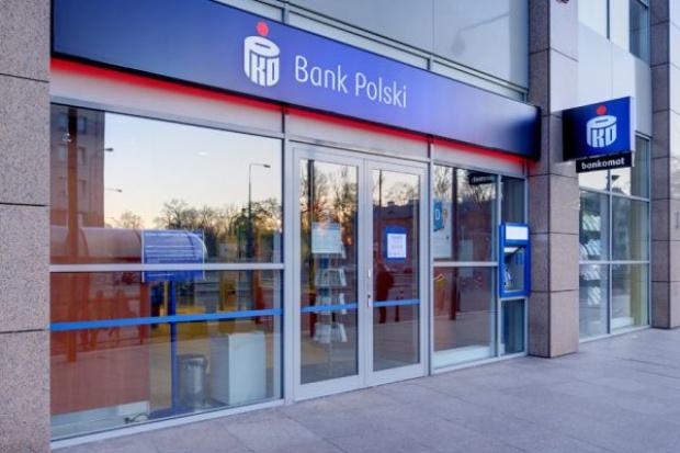 Spadek zysku netto PKO Banku Polskiego