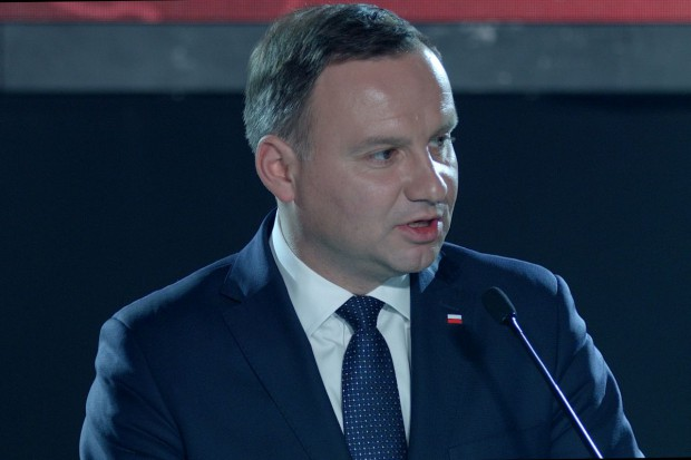 Prezydent chce współpracy z USA przez innowacje