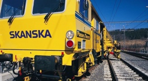 Skanska wygrała przetarg na dużą inwestycję kolejową