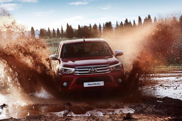 Toyota Hilux - pick-up na nowe czasy