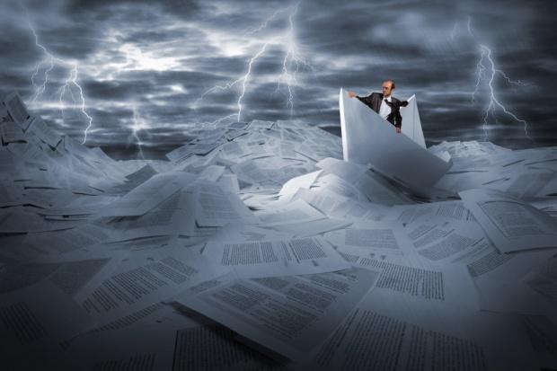 Bankowcy ostrzegają: nadchodzi burza w światowej gospodarce
