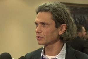 Dominik Libicki żegna się z Kulczykami