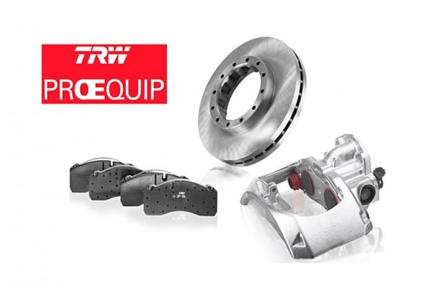Dłuższy katalog TRW Proequip