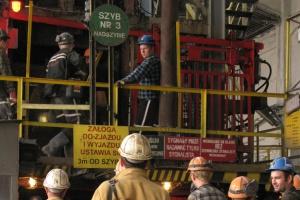 PG Silesia wystawia zjazd do ściany wydobywczej na licytację WOŚP