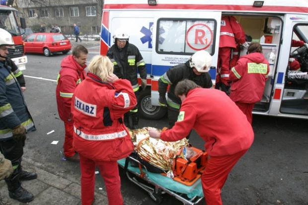 Kierowcy sfinansują oddziały ratunkowe