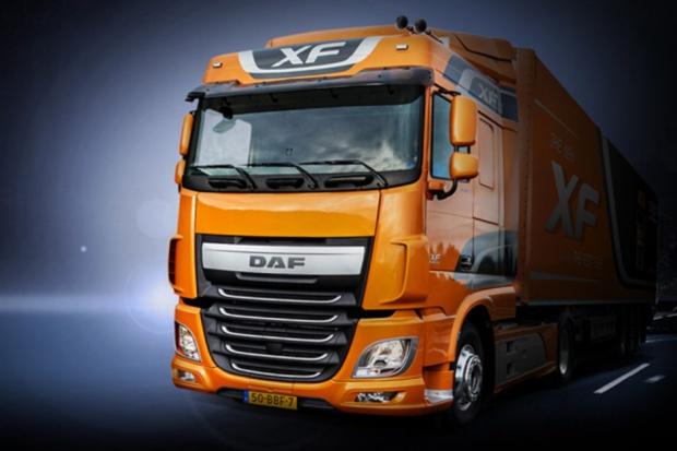 Silne wzrosty na ciężarowym rynku