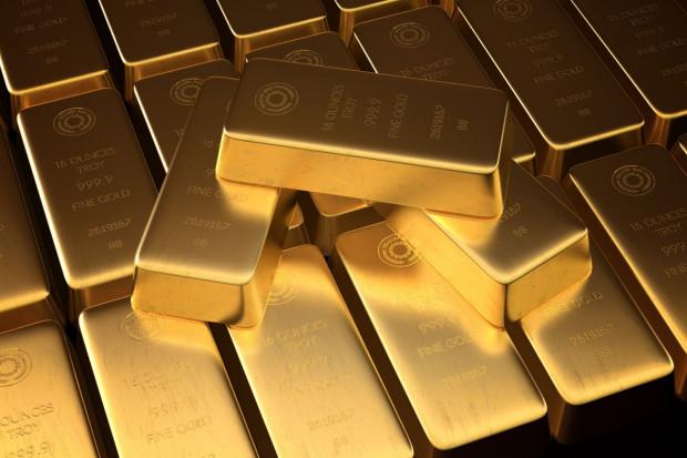 Rosja produkuje coraz więcej złota