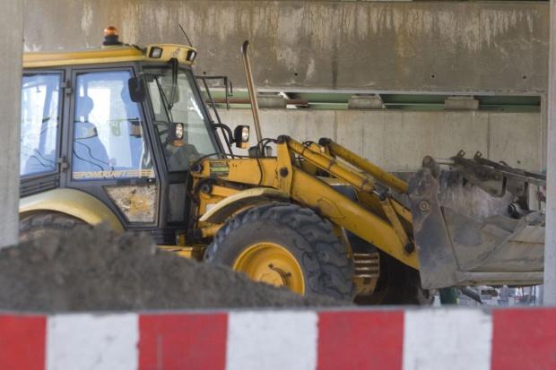Tłum chętnych na budowę obwodnicy Dzierżoniowa