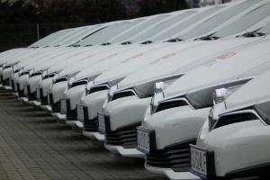 Toyota dostarczy 181 hybryd dla Ergo Hestia
