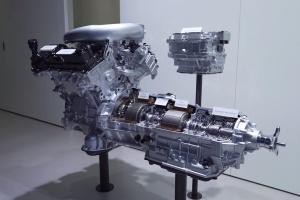 Multi Stage Hybrid w Lexusie: nowa koncepcja napędu