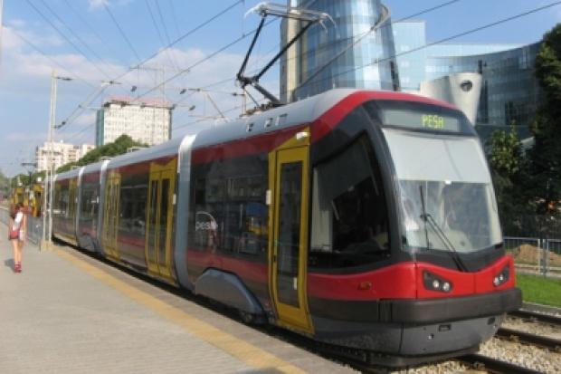 Pesa dostarczy 40 tramwajów do Kijowa