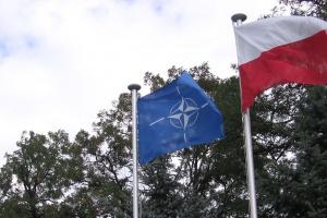 Pojazdy wojskowe USA w ramach ćwiczeń wjechały na Litwę