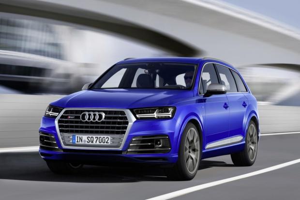 Wysyp innowacji w Audi SQ7 TDI