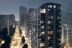 Mennica Residence w Warszawie wybuduje Eiffage