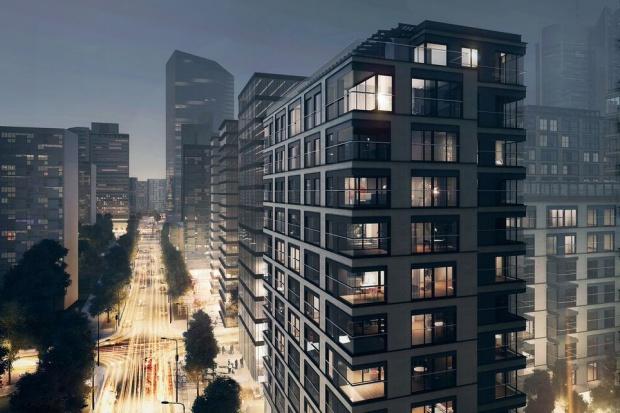 Wkrótce ruszy budowa Mennica Residence w Warszawie