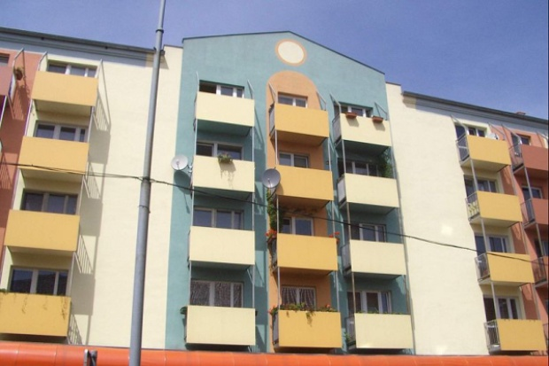 Wyraźny wzrost liczby mieszkań oddanych do użytku