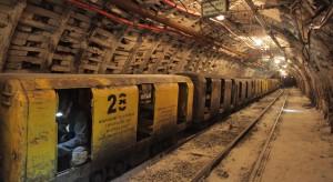 W kopalniach coraz mniej pracy dla górników