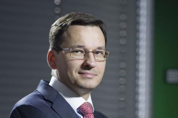 Morawiecki: Warszawa i Londyn razem ws. importu stali