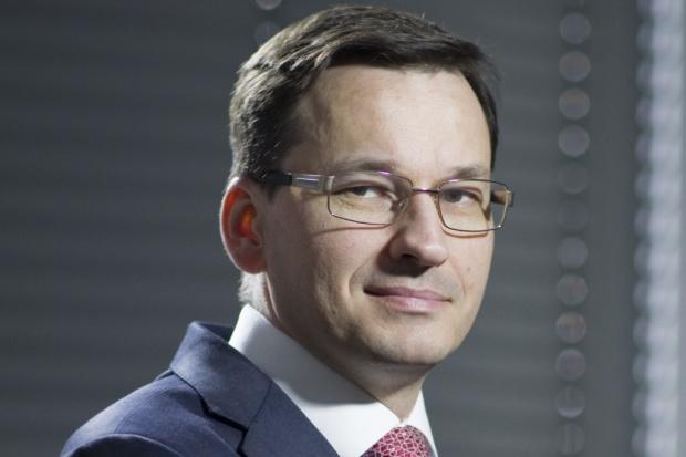 Morawiecki: PKO BP ważnym elementem strategii państwa