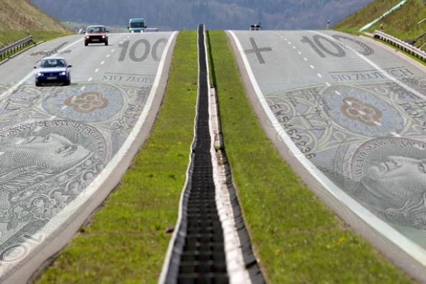 Jest 1,7 mld euro dla 10 inwestycji drogowych w Polsce