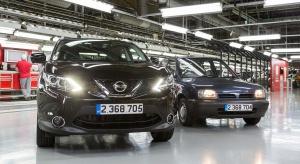 Qashqai najliczniej produkowanym modelem Nissana w Europie