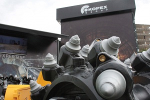 Kopex zrezygnuje z budowy zakładu infrastruktury kolejowej?