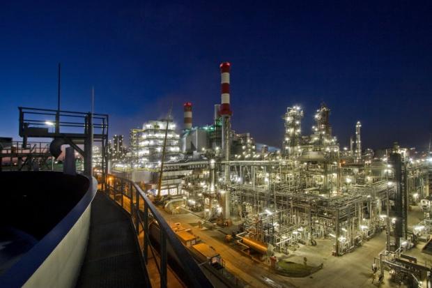 OMV wstrzymuje pracę swojej kluczowej rafinerii
