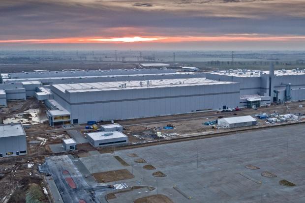 Volkswagen kończy budowę fabryki we Wrześni