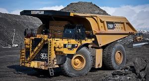 Wielkie zyski największego na świecie producenta maszyn górniczych i budowlanych