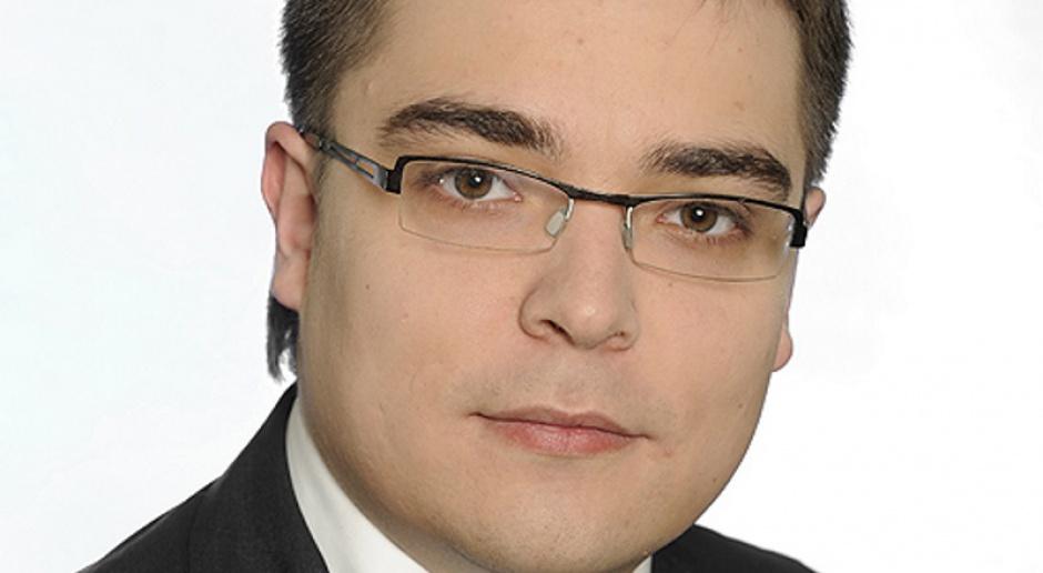 Mateusz Konieczny, wicedyrektor w zespole chemia, nafta i gaz w PwC.