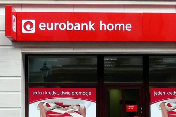 Solidarności protestowała przeciwko warunkom pracy w Eurobanku